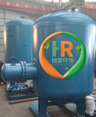 HRV半容积式换热器图片
